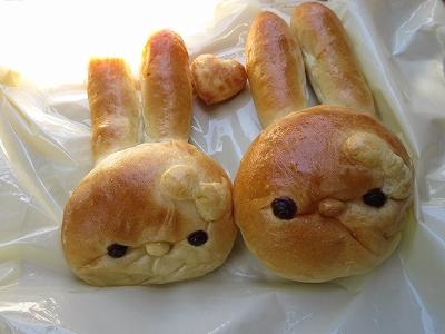 ウサちゃんパン