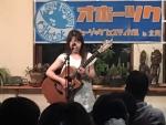 2015.11.21遊木民族会場にて キクチシノブ