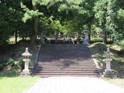 IMG_6825 墓所参道