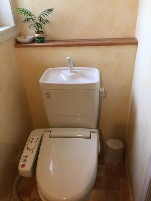 トイレ 全体