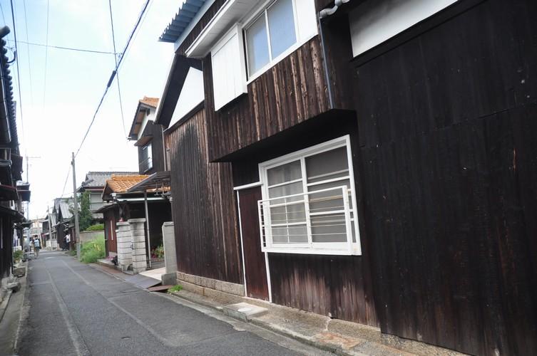 本村を歩く