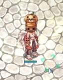 カボチャの妖精