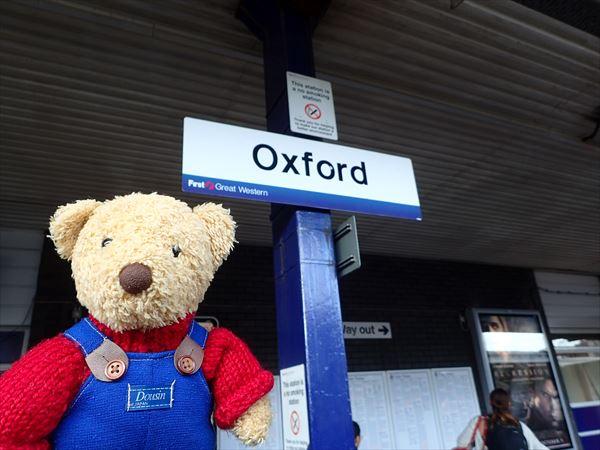Oxford駅