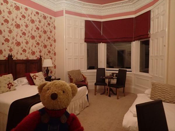 バロニーハウス室内