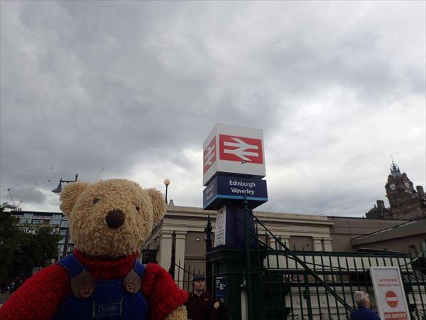ウェーバリー駅