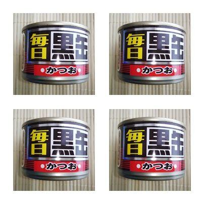 04 毎日黒缶 かつお