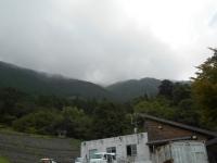15.9.27 吾川・ガス発生中