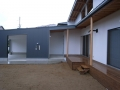 東泉町の家完成1