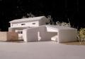 南吉成の家ラフ模型