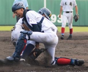 150925-24玉龍本塁アウト_035