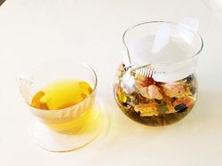 温めぐり茶③