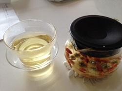 薬膳茶(クコ茶)