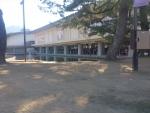 正倉院展の入り口