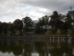 工事中の興福寺金堂