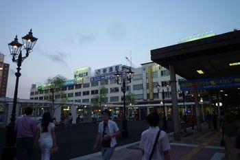 新潟駅~♪