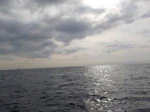 DSCN1378 13時半 凪ぎ 撤退