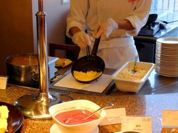 ホテル朝食3