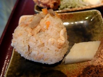 雅次郎つけ麺5