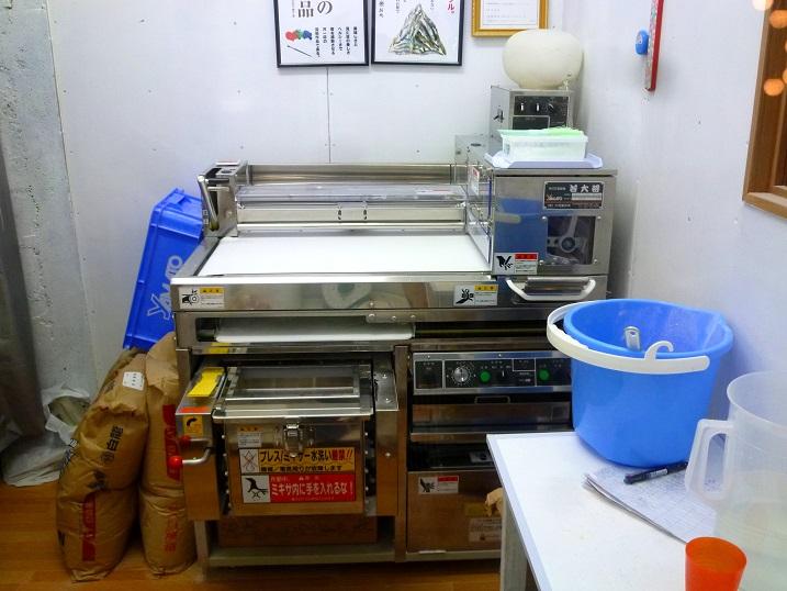 多楽製麺マシン