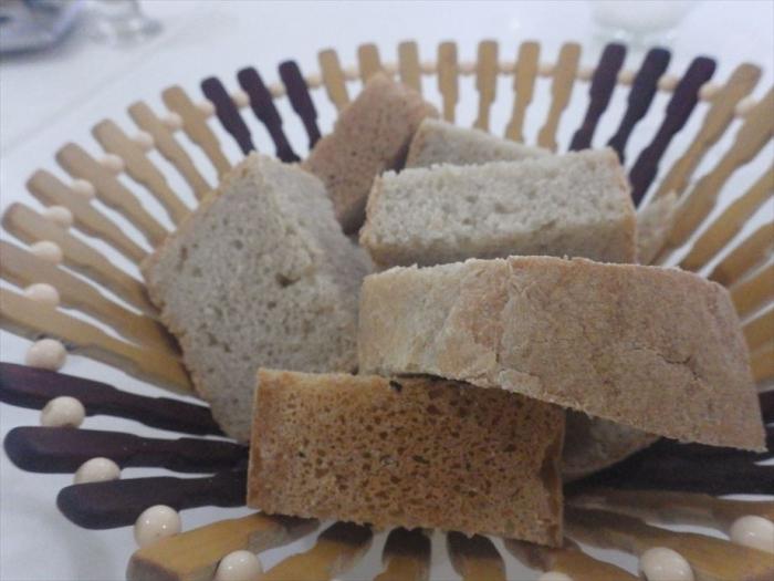 シヤハットホテルの朝食 (3)