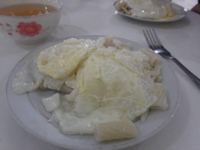 シヤハットホテルの朝食 (5)