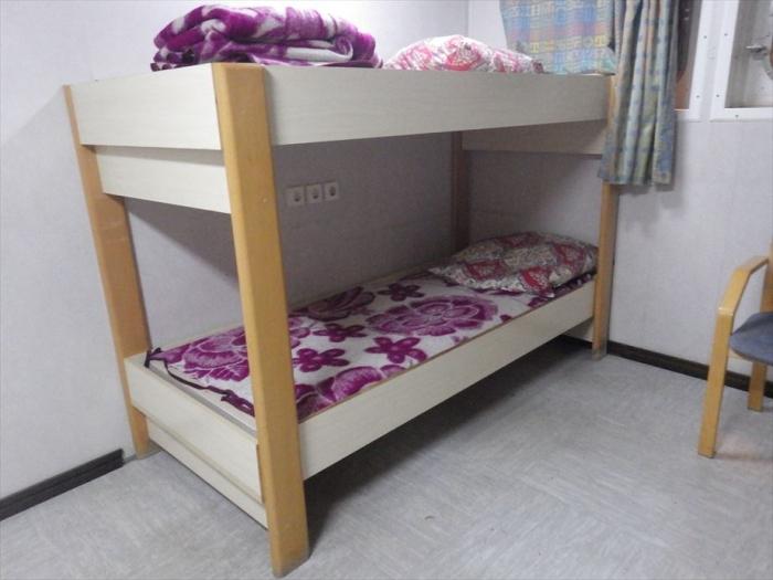 部屋はこんなん。 (1)