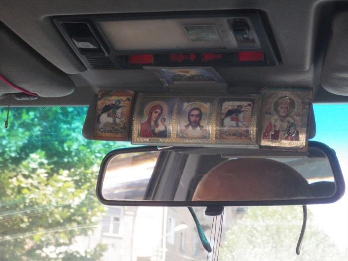 バトゥミまでタクシー (2)