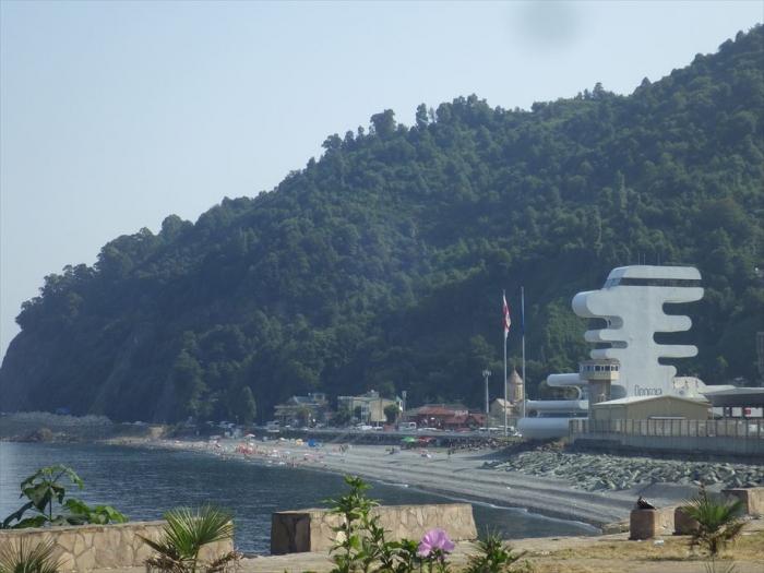 バトゥミからトラブゾン (2)