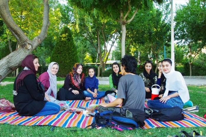 ピクニックに誘われました (4)