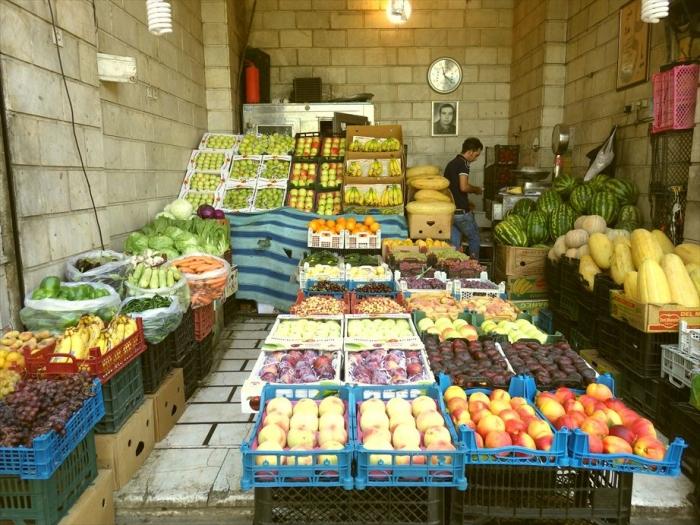 テヘラン街歩き (1)