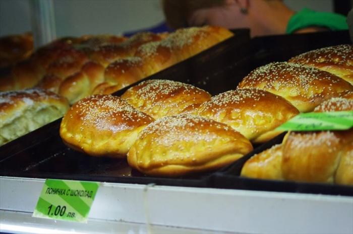 メトロと駅のパン屋さん (4)