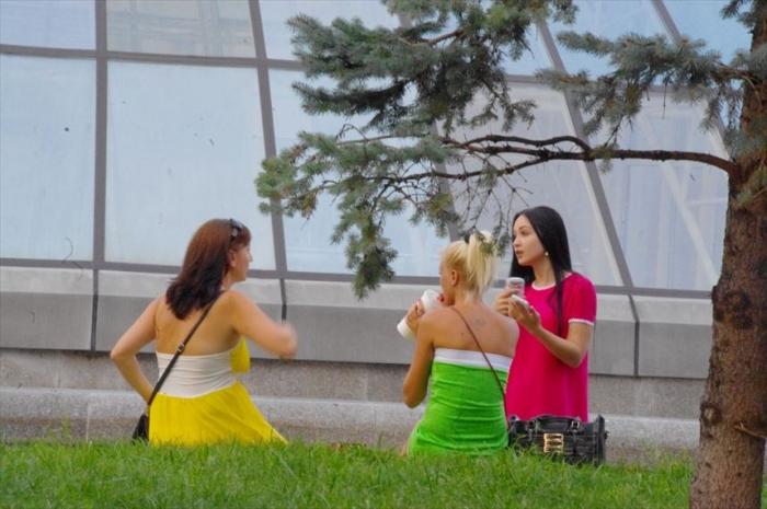 キエフ街歩き美女さがし (49)