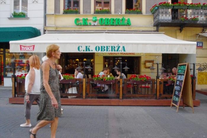 3人でワルシャワ街歩き (3)
