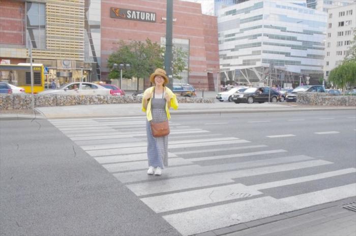 横断歩道がピアノ! (2)