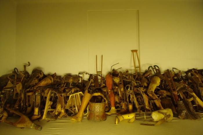 アウシュビッツ博物館 (19)