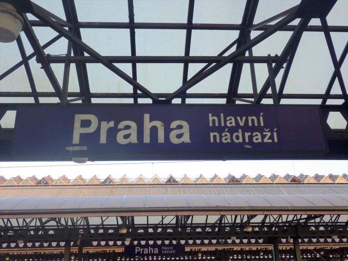 プラハ到着 (1)