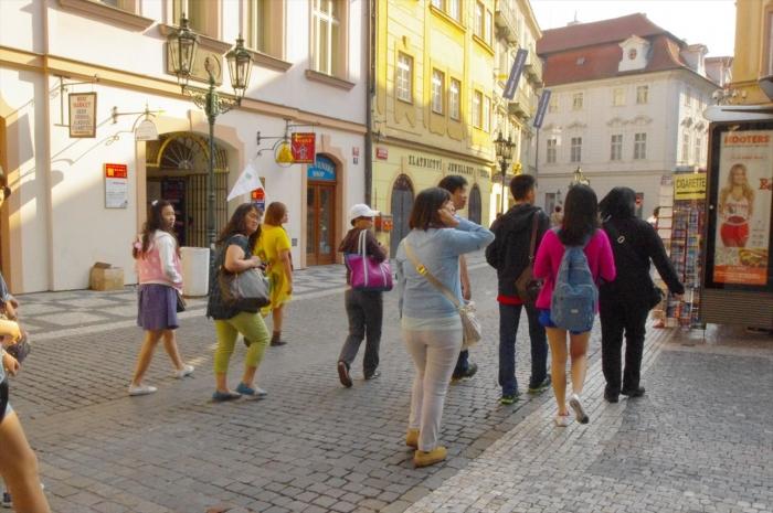 プラハ街歩き (21)