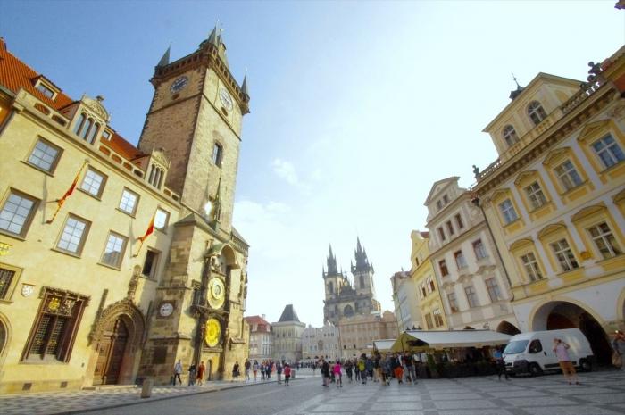 プラハ街歩き (15)