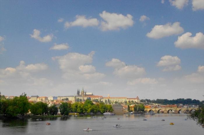 プラハで (2)