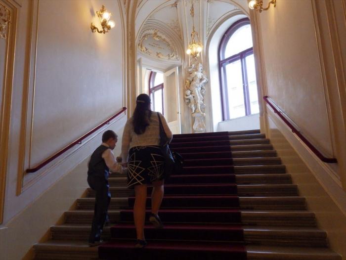 プラハでオペラ鑑賞 (6)