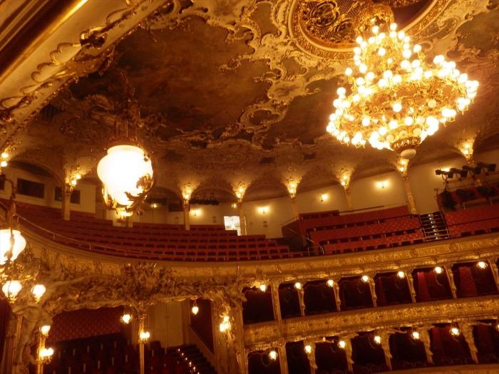 プラハでオペラ鑑賞 (8)