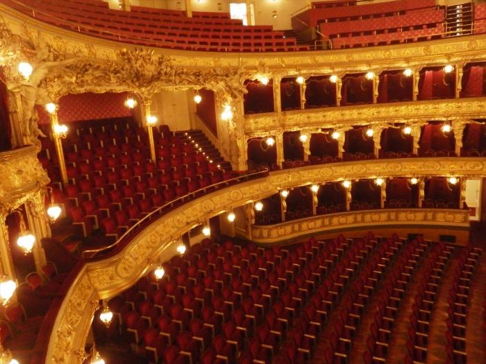 プラハでオペラ鑑賞 (10)
