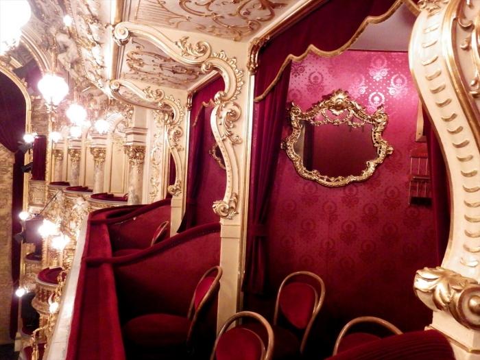 プラハでオペラ鑑賞 (9)