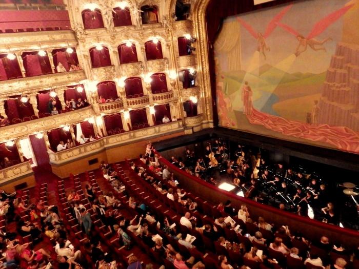 プラハでオペラ鑑賞 (11)