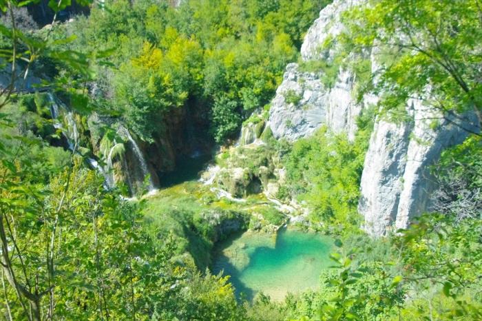 プリトヴィツェ湖群国立公園 (14)