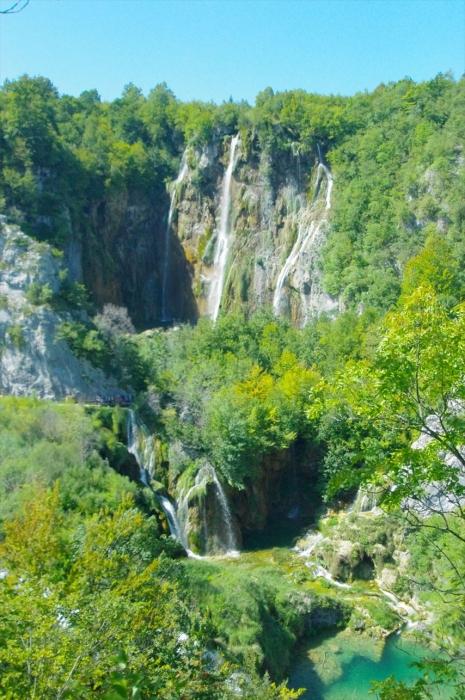 プリトヴィツェ湖群国立公園 (15)