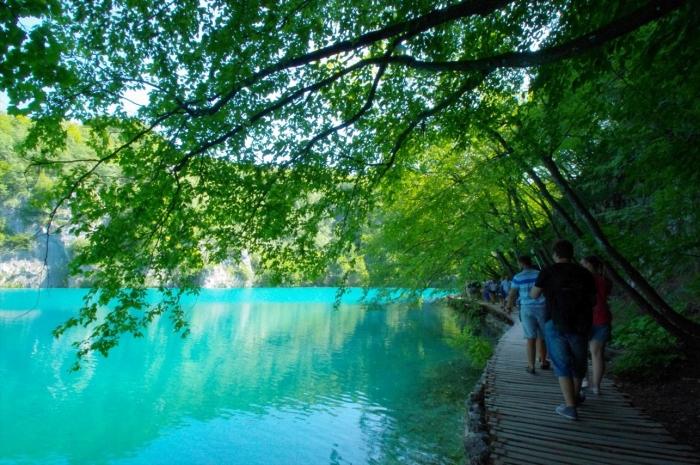 プリトヴィツェ湖群国立公園 (52)