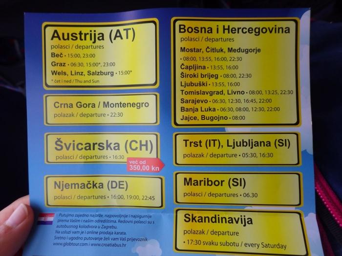 プリトヴィツェ湖群国立公園バス (1)