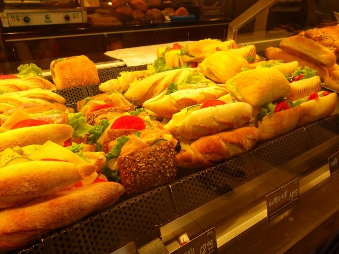 ザグレブのパン屋さん (1)