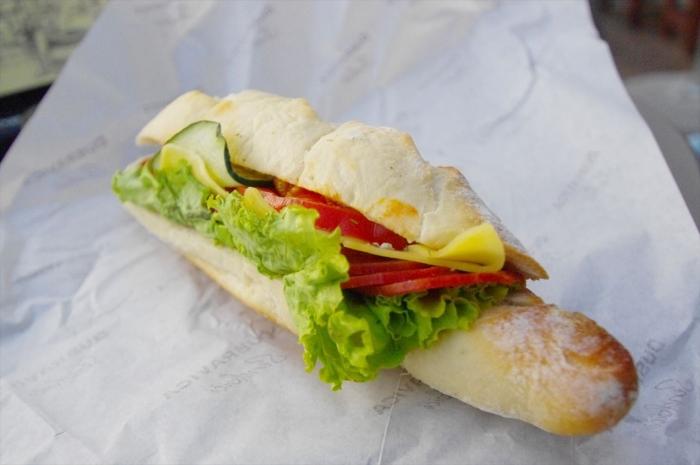 ザグレブパン食べ収め (1)